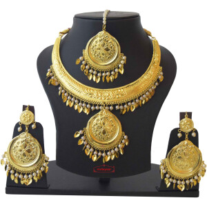 Gold Plated / Polished Jewellery