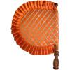 Orange Punjabi Pakhi T0242