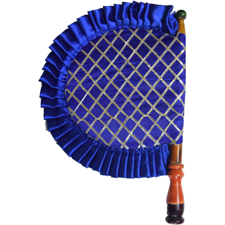 Blue Punjabi Pakhi T0243