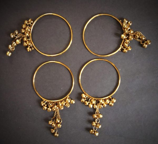 bangles with ghungroo BN166 1