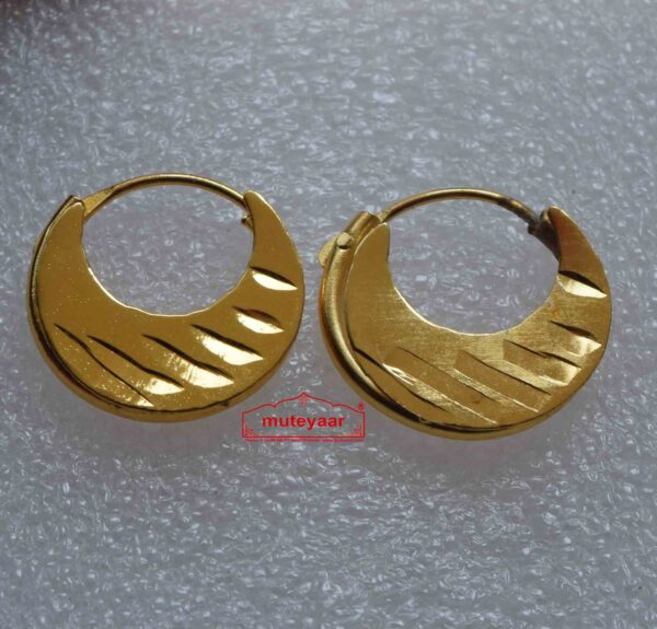 Small Golden Bali for Boys & Girls J0512