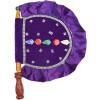 Purple punjabi pakhi T0250