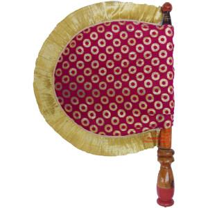 Punjabi Pakhi Hand Fan T0252