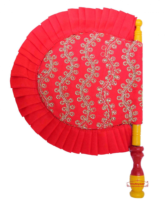 Red Shagan Pakhi for punjabi wedding T0261 1