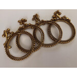 Ghungroo Bangles with Zircon Studs BN169