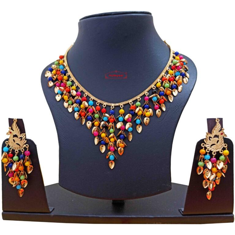 Multicolour Chain Set J0522