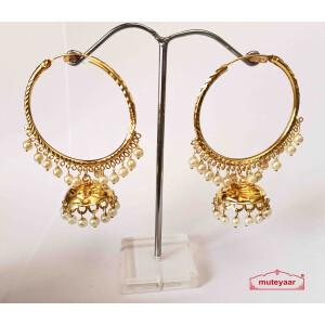 Lotan Bali Earrings Jhumki J0523
