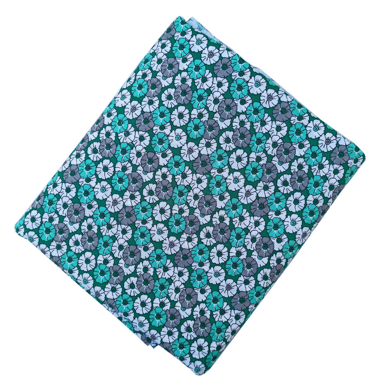 Soft 100% Pure Cotton Printed Fabric PC487 1