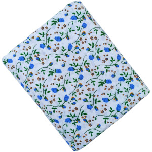 100% Pure Cotton Printed Cloth Skin Friendly Fabric Dress Material PC507