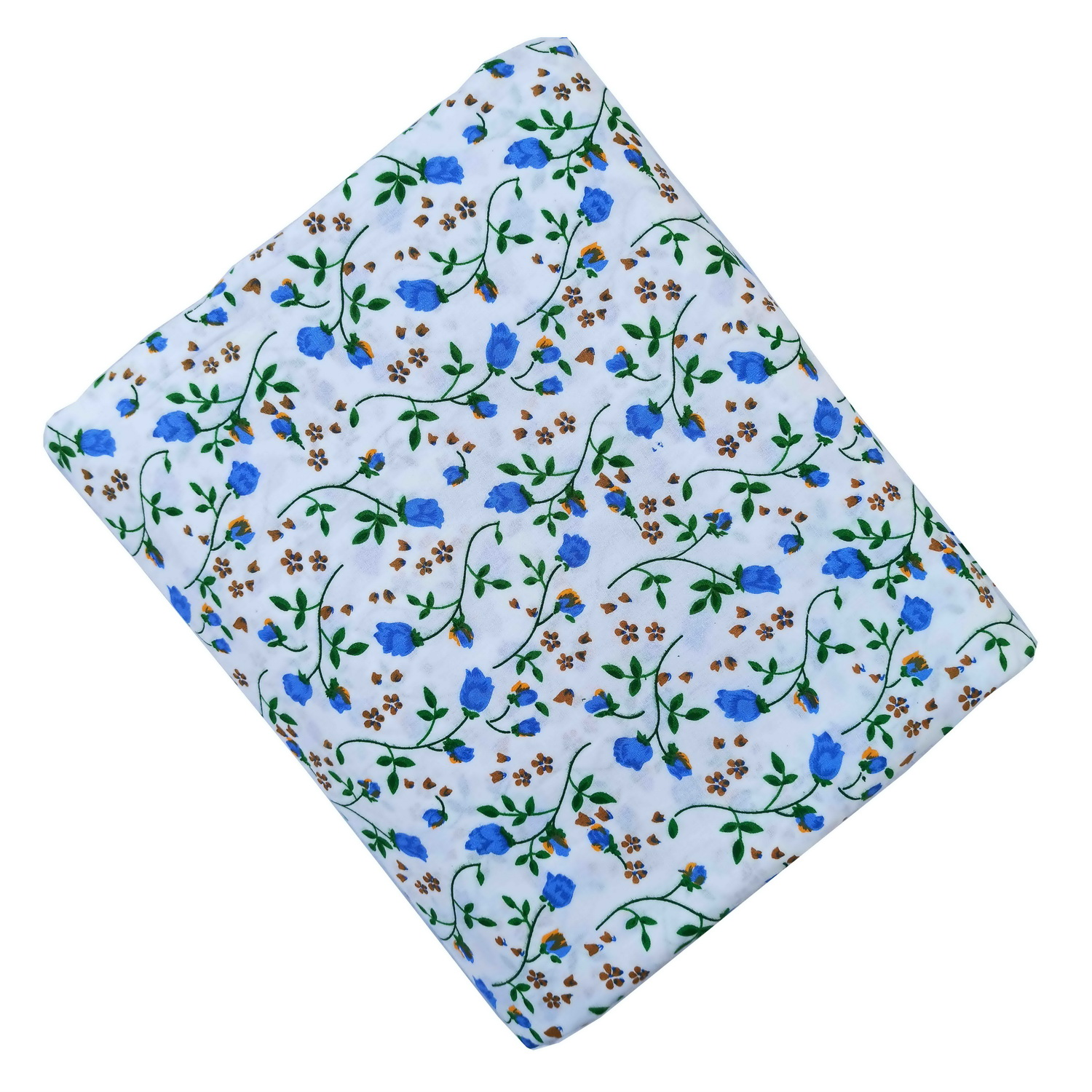 100% Pure Cotton Printed Cloth Skin Friendly Fabric Dress Material PC507 1