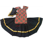 Lehenga Set for Giddha with Phulkari Kurti (PGD)