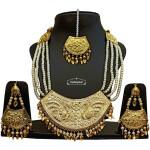 Imitation Punjabi Jewellery Set J0526