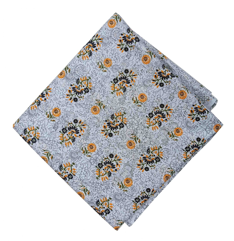 Printed Cotton Fabric Soft Skin Friendly Cloth PC535 1