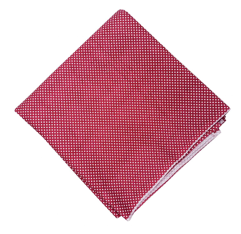 Maroon Polka Printed Cotton Fabric Soft Skin Friendly Dress Material PC539 1