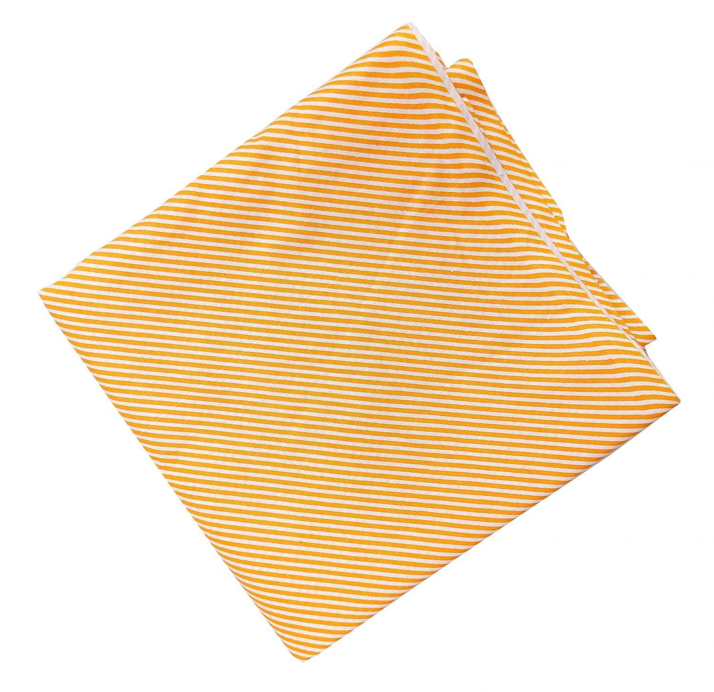 Saffron Lines Design Printed Cotton Fabric PC541 1