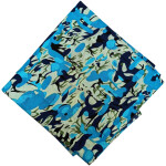 Firozi Printed Pure Cotton Fabric Cut Piece PC545