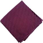 Wine Polka Printed Cotton Fabric Cut Piece PC546