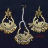Morni Tikka Earrings Set J0557