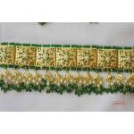 Green Guluband Choker Set J4026