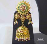 Rajputi Necklace Rajasthani Jadau Jewellery Set J4027