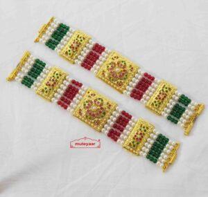 Jadau Bracelet Pair BN173