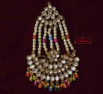 Kundan Passa Hair Accessory J0350