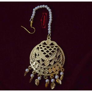 Tikka with Cut Jali Design J0568