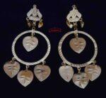 Punjabi Pipal Pati Earrings J0582