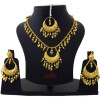 Pendant Chain Set with Tikka & Earrings J0586