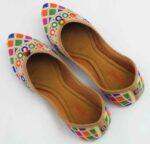 Multicolor Punjabi Jutti PJ9842