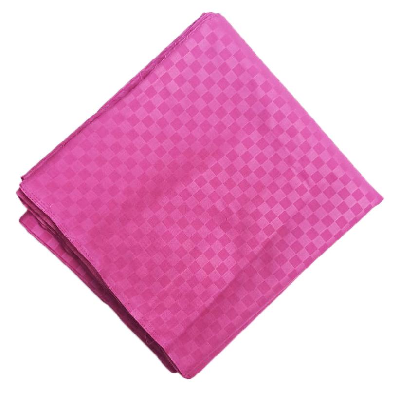 Onion Pink Chatai Print Cotton Suit Piece CJ037 1