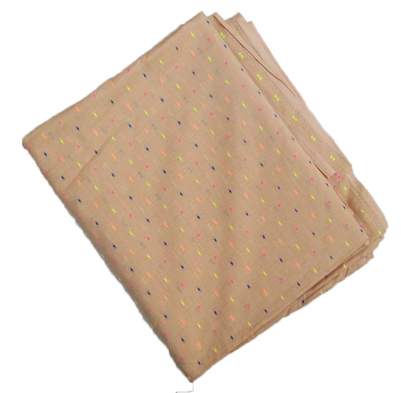 Fawn Makhi Pure Cotton Salwar Kameez Dress Material CJ038 1