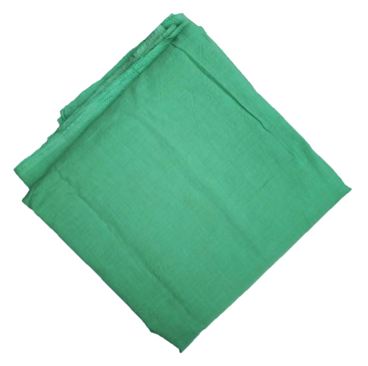 Sea Green Crush Cotton Dress Material for Salwar Suit CJ043 1