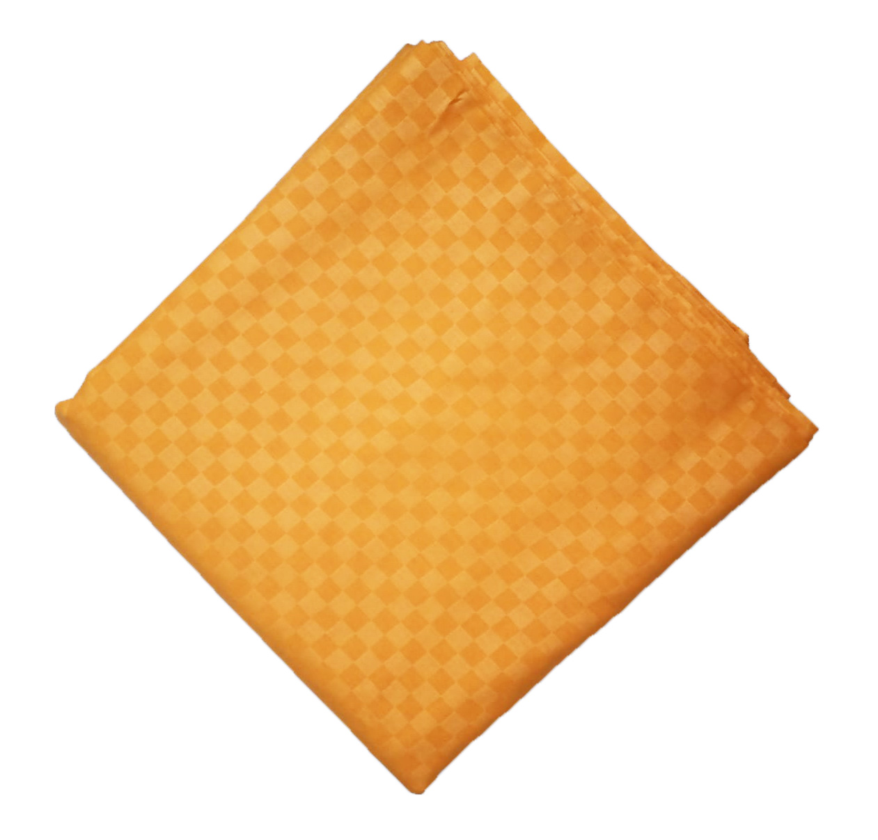 Yellow Chatai Print Cotton Suit Cutpiece CJ046 1
