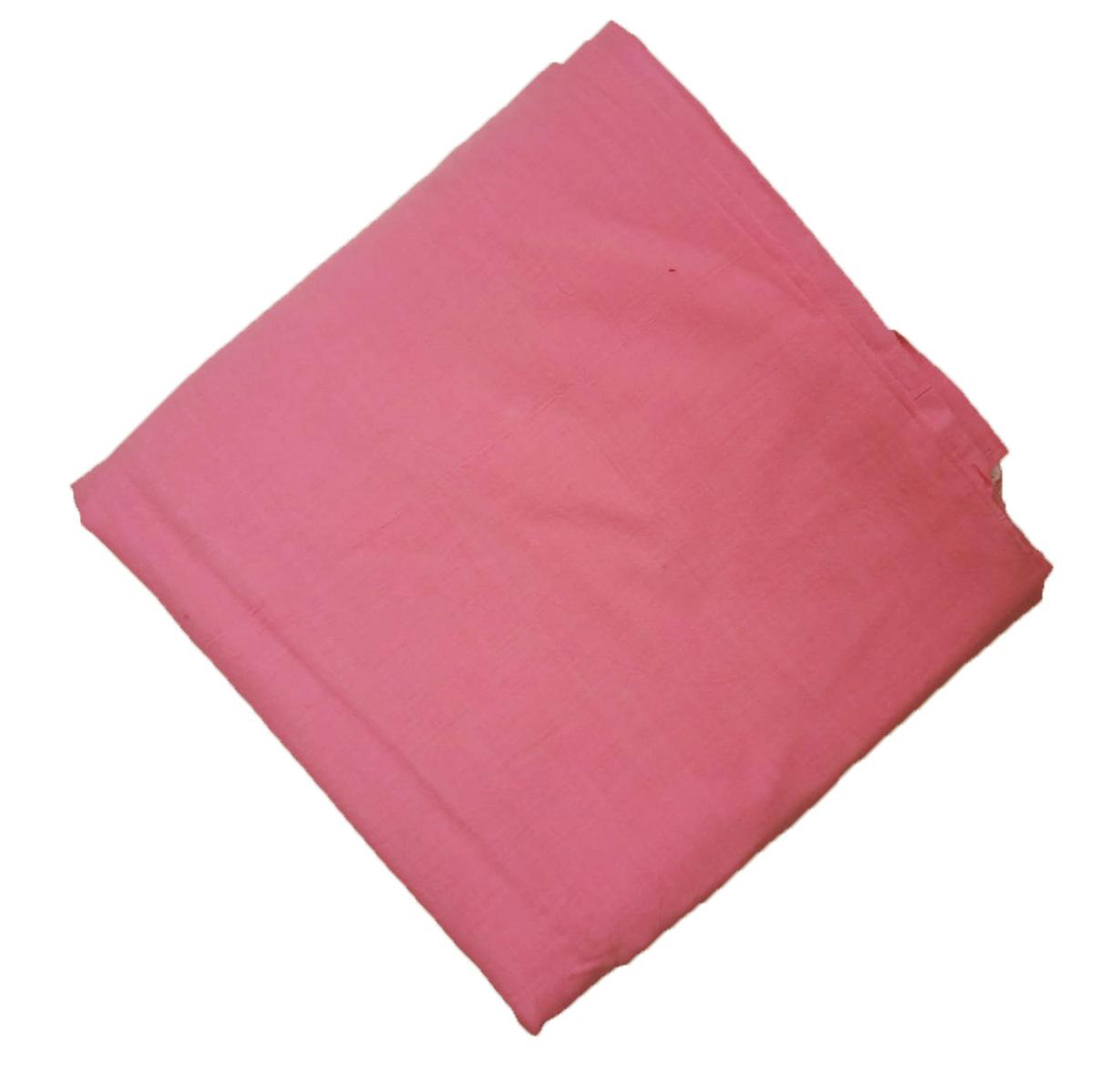 Pink Crush Cotton Dress Material Cutpiece CJ047 1