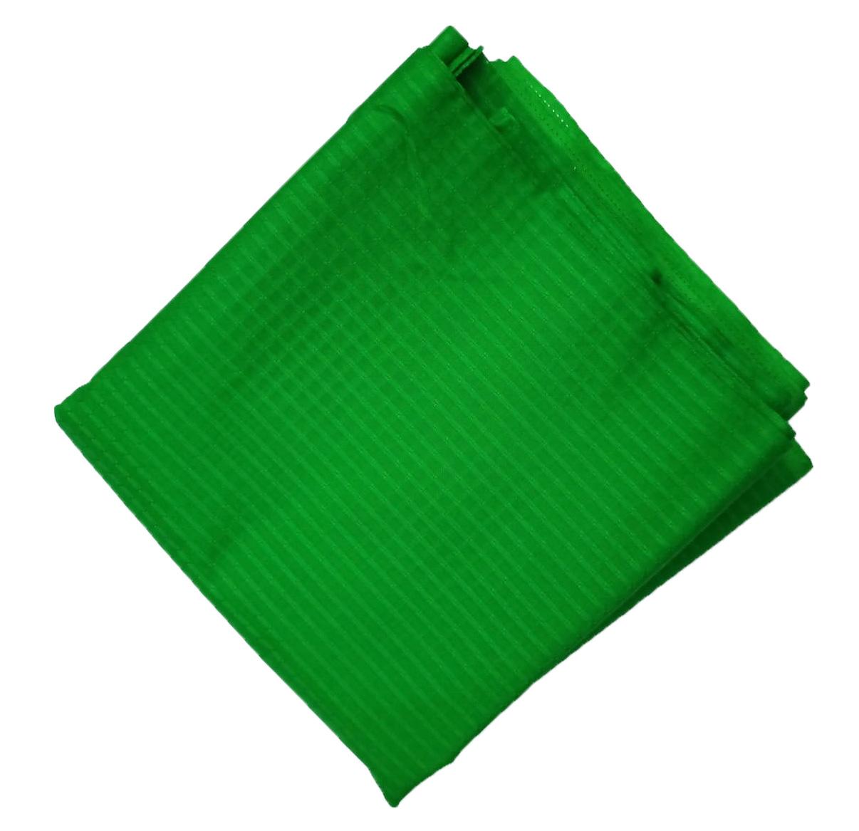 Green Katau Cotton Salwar Suit Cutpiece CJ048 1