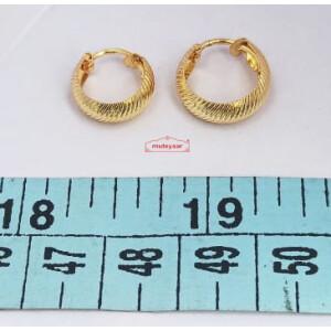 Small earrings for boys & girls J0596