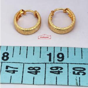 Universal Bali Earrings for Men & Women J0598