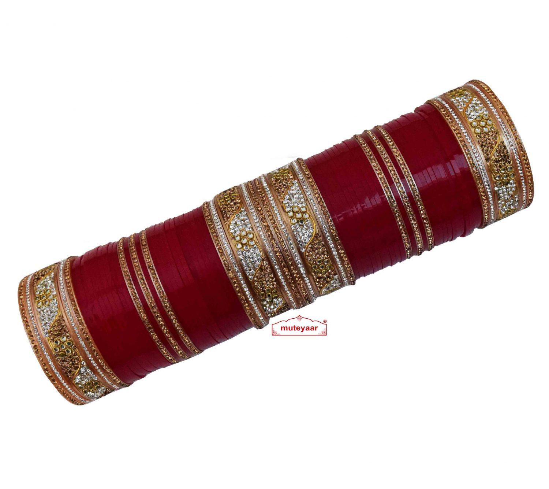 Punjabi Wedding Chura CH015 1