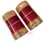 Punjabi Wedding Choora CH016