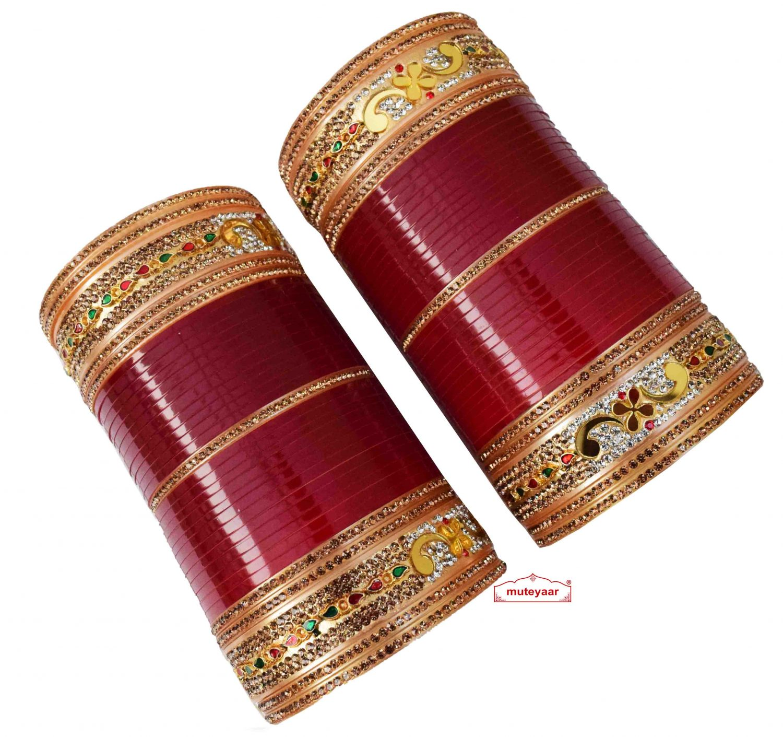 Punjabi Wedding Choora CH016 1