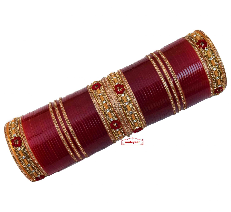 Bridal Punjabi Chura CH017 1