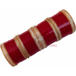 Traditional Chura for Punjabi Bride CH018