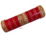 Designer Chura for Punjabi Wedding CH019