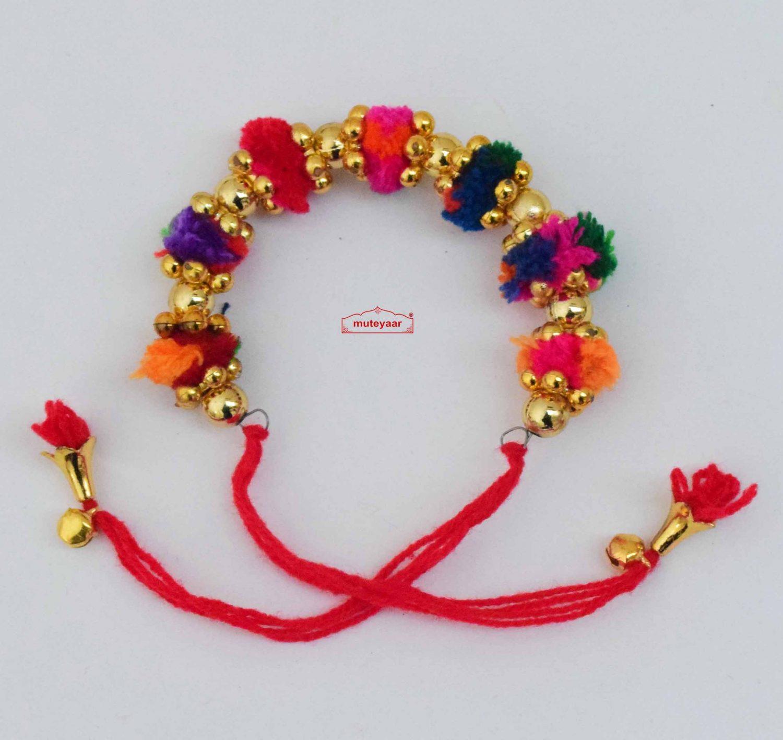 Gana Wrist Band for Punjabi Wedding GN011 (12 pieces Lot) 1
