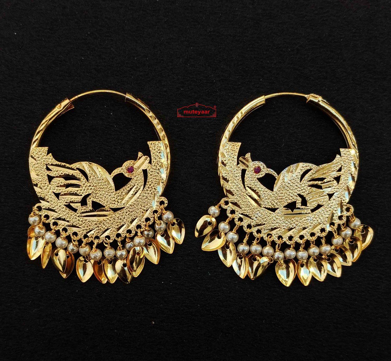 Single Morni Bali Earrings J0609 1