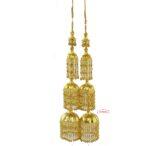 Golden Punjabi Kaleera Set J0922