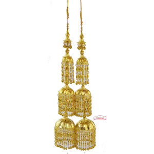 Golden Punjabi Kaleera Set J0922