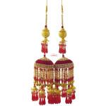 Red Kaleera Set J0924