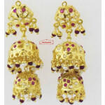 Jadau Earrings J2023